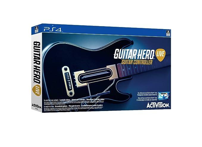 Activision - Guitarra Guitar Hero Live (PlayStation 4): Amazon.es ...