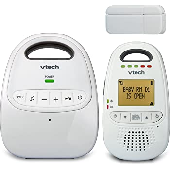 Amazon Com Vtech Dm111 2 Audio Baby Monitor With Up To 1