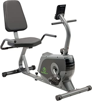 Marcy NS-1206R Magnetic Recumbent Exercise Bike