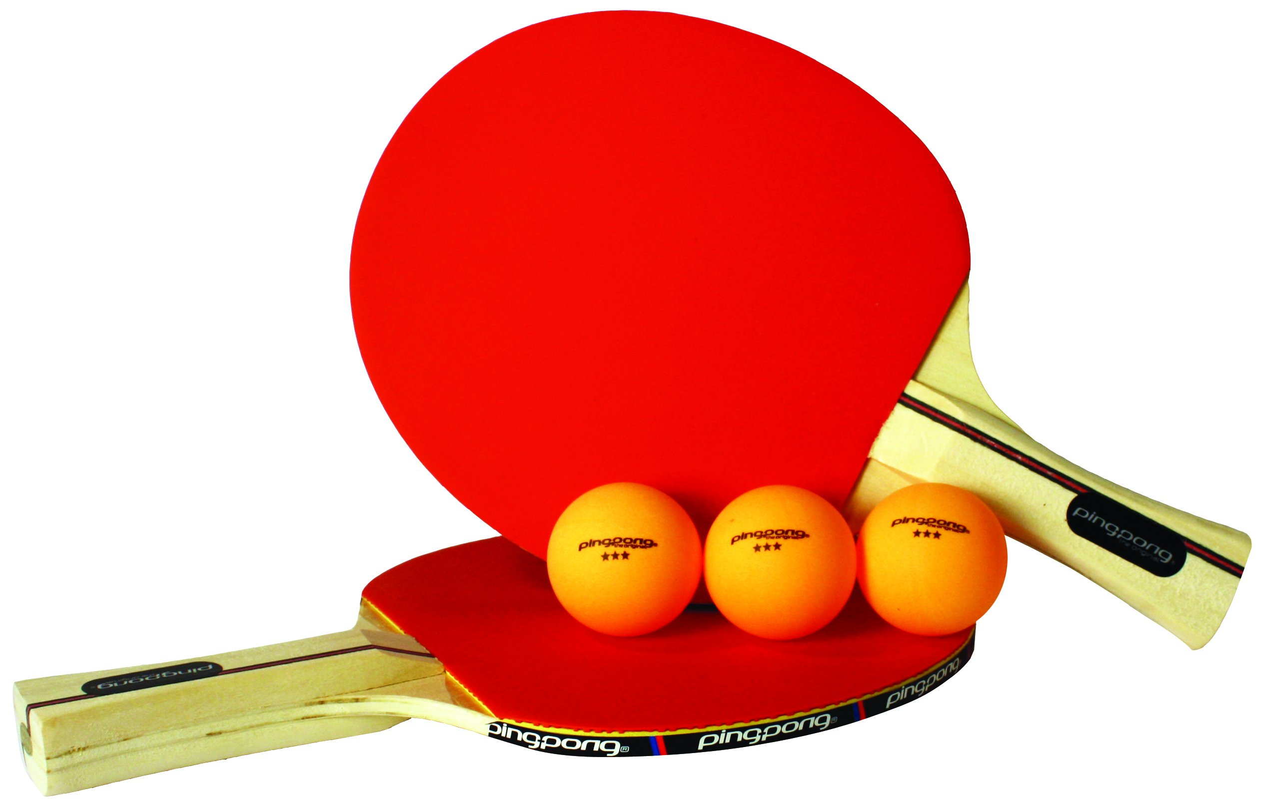Ping Pong 2-Player Performance Racket and Ball Set by ping pong