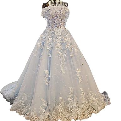 Princesse Robe Forme Soirée Boule Dressvip De Cérémonie Femme 8BInpBwfq