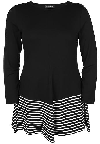 Doris Streich - Camisas - Rayas - Manga Larga - para mujer