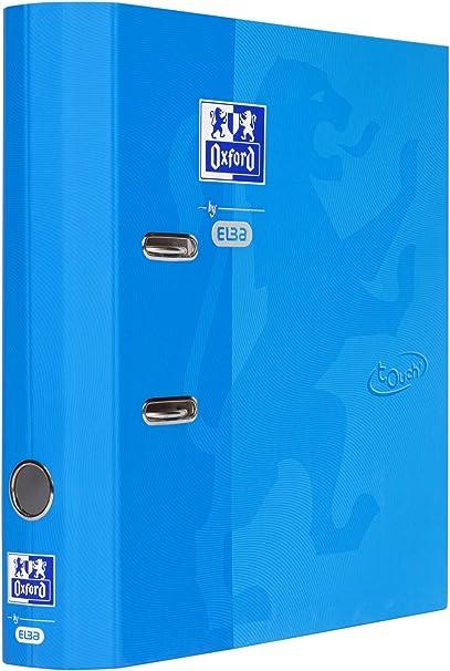 Oxford 400104026 - Carpeta (Circulation (floating) folder, Azul ...