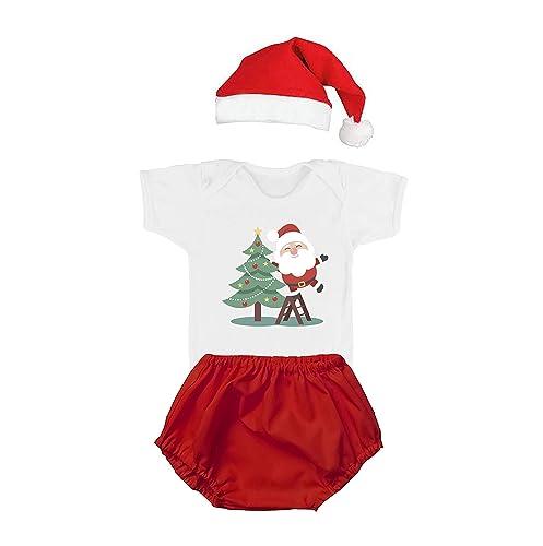 Disfraz Navidad de 0 a 3 años/Para Bebe Recien Nacido y ...