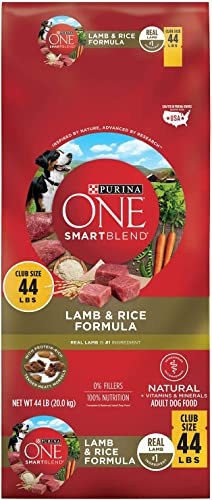 Purina ONE Smartblend Lamb Rice Formula