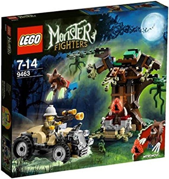 LEGO Monster Fighters - El hombre lobo (9463): Amazon.es: Juguetes y juegos