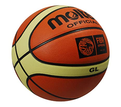 Molten BGL serie oficial 12 Panel piel Match calidad baloncesto ...