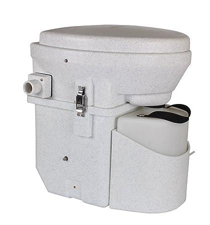 Baño separador seco Natures Head® con manivela pequeña de estrella: Amazon.es: Bricolaje y herramientas