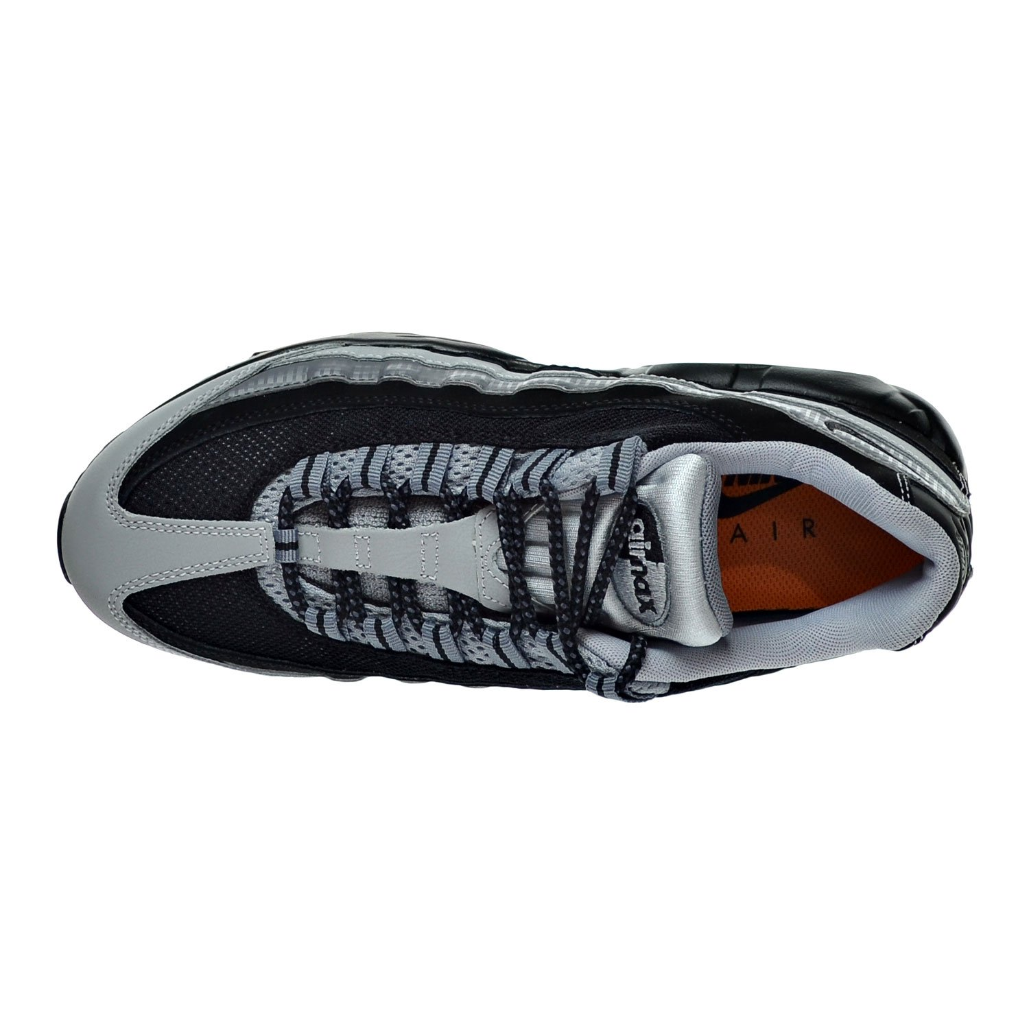 low priced 72d89 34dd8 Amazon.com   Nike Air Max 95 Essential Men s Shoes Black Wolf Grey Cool Grey  749766-005   Fashion Sneakers