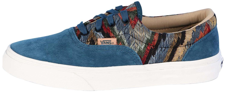 3e1ec8939a Amazon.com  Vans Unisex Era California Skate Shoes-Italian Weave Atlantic  Deep-7-Women 5.5-Men  Shoes