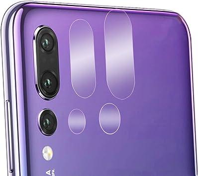 Olixar Protectores Cámaras Huawei P20 Pro Fabricados en Cristal ...