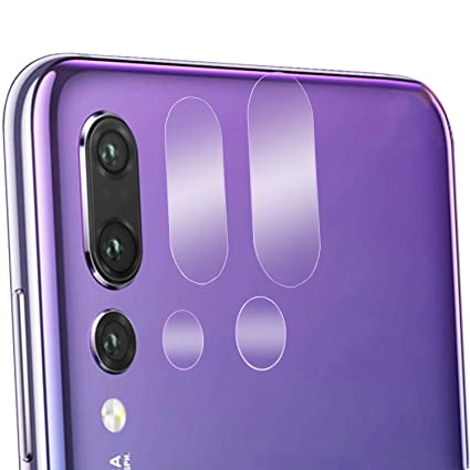 Olixar Huawei P20 Pro Tempered Glass Camera Protectors - Phone Lens  Protection - Twin Pack