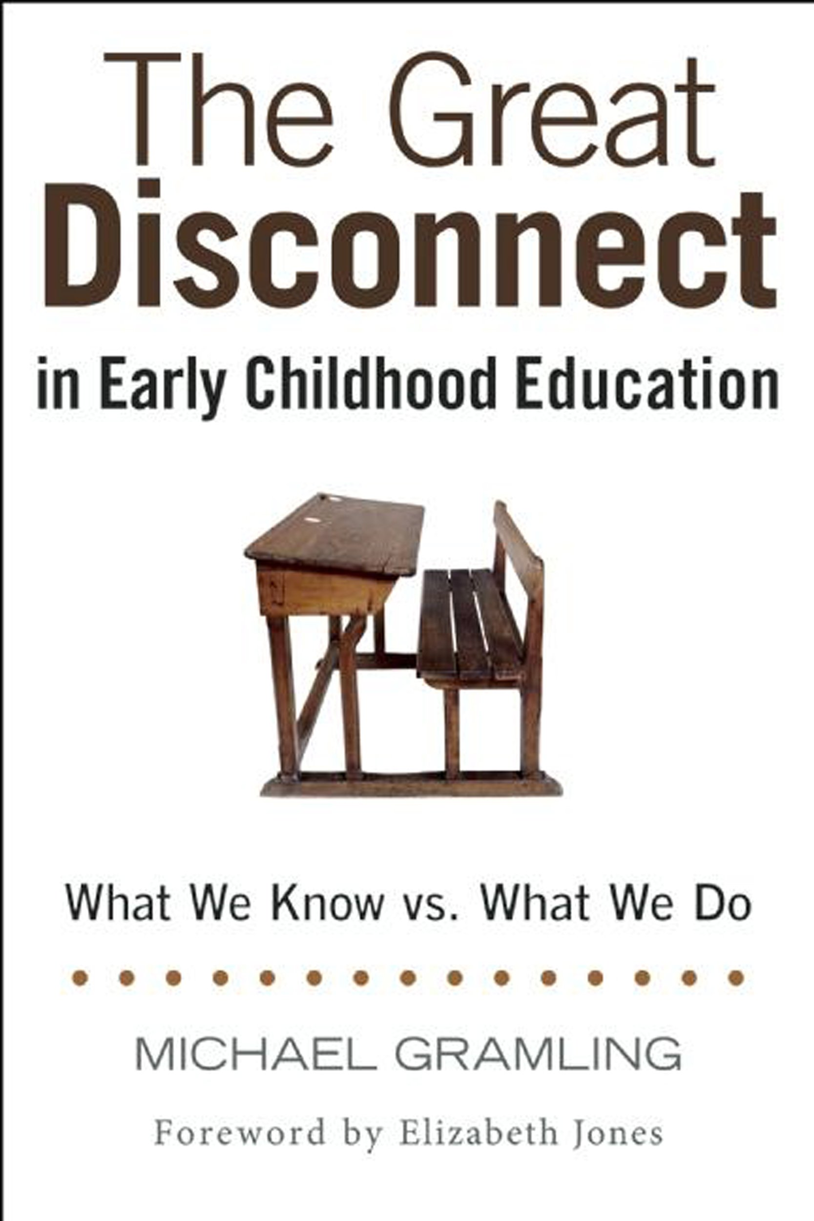 Download The Great Disconnect in Early Childhood Education: What We Know vs. What We Do pdf