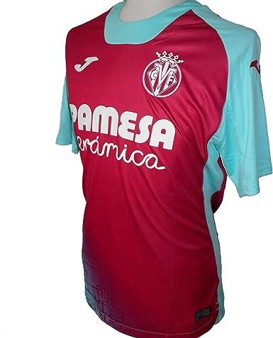 2020-2021 Villarreal Away Football Soccer T-Shirt Jersey