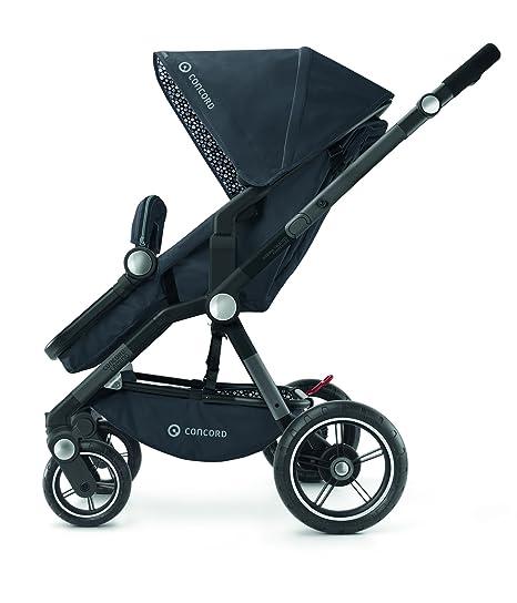 Concord camino carrito de bebé, diseño de círculos, color ...