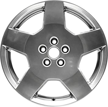Partsynergy Replacement For New Aluminum Alloy Wheel Rim 17 Inch Fits 2013-2014 Chevy Malibu 5-120.65mm 10 Spokes