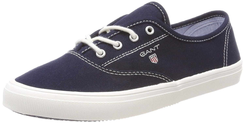 GANT New Haven, Zapatillas para Mujer, Schwarz (Black), 41 EU