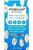 Pascha Organic Dark Chocolate, 55% Cacao, 3.5 Ounce