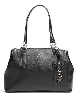14a299909b Amazon.com  GUESS Factory Women s Alder Box Satchel  Shoes