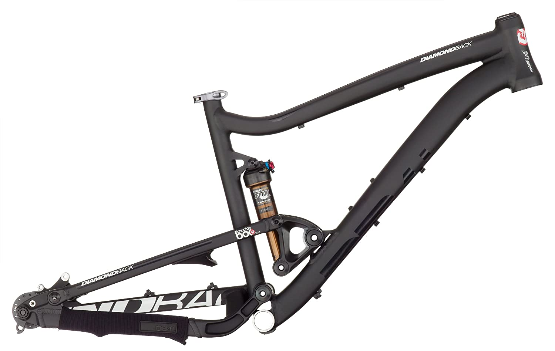 Black Diamondback 2013 Sortie Bike Frameset