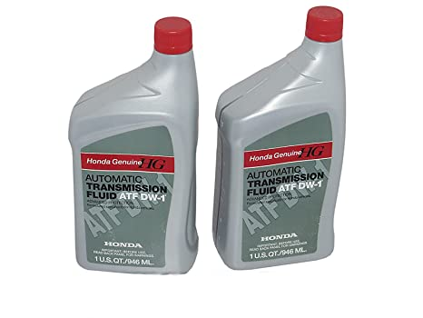 Amazon.com: Genuine Honda 08200 9008 Automatic Transmission Fluid ATF DW 1 ( ATF Z1) 2 Quarts: Automotive