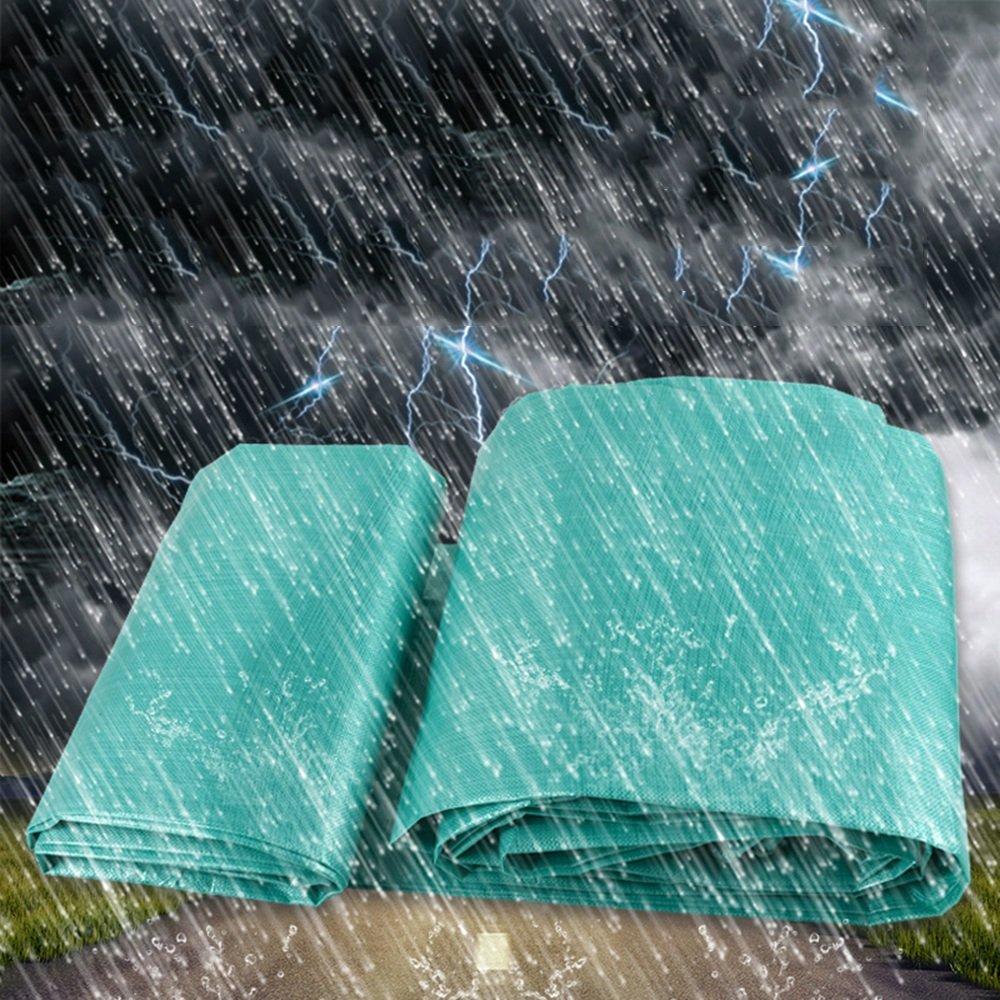 Pengbu MEIDUO Awning, Canopy Wasserdichte Plane Plane Wasserdichte Blatt Verdicken Regen Tuch Wasserdichte Sonnenschutz Staubdicht Linoleum Truck Shed Tuch Dicke 0,4 mm, -160 g m2, 14 Größen für draußen 0cc24c