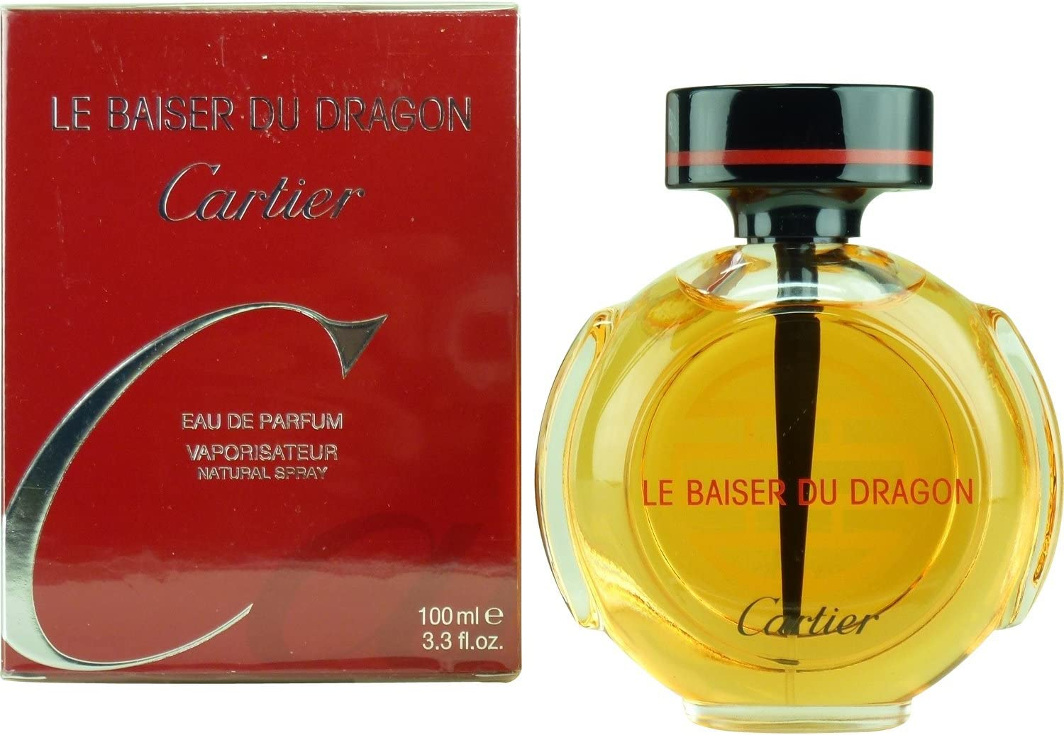Cartier Le Baiser Du Dragon Eau De Parfum Spray 100ml