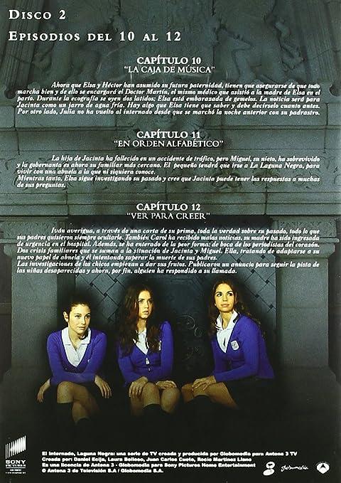 Internado,El Segunda Temporada [DVD]: Amazon.es: Amparo Baro ...