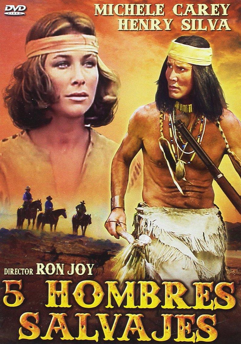 5 Hombres salvajes [DVD]: Amazon.es: Henry Silva, Michele ...