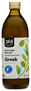365 by Whole Foods Market, Cold Processed Extra Virgin Olive Oil, Greek, 33.8 Fl Oz