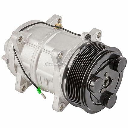 Amazon.com: AC Compressor & A/C Clutch Tama TM16HS Style - BuyAutoParts 60-03418NA New: Automotive
