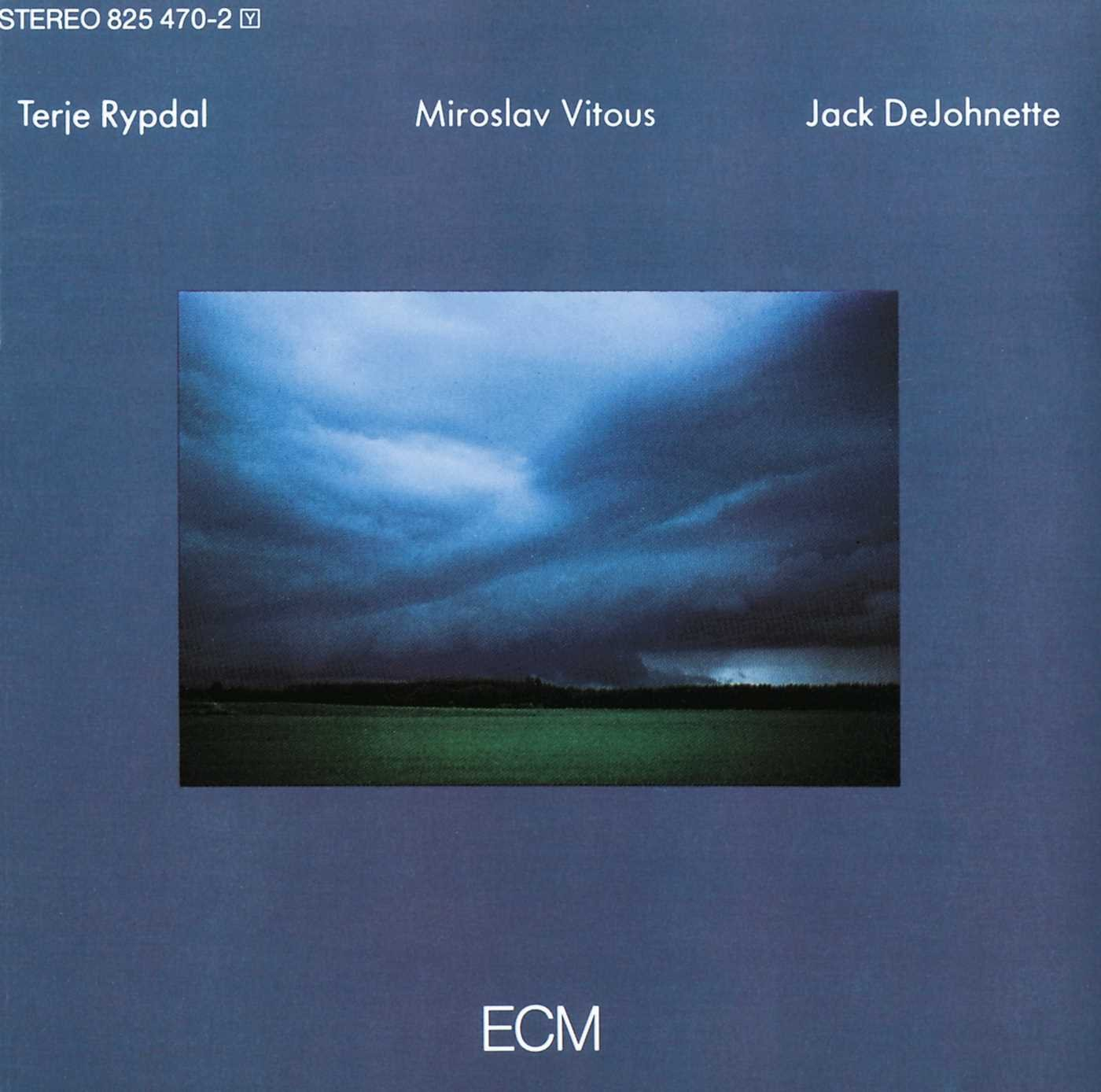 CD : Terje Rypdal - Rypdal Vitous Dejohnette: Touchstones Series (Digipack Packaging)