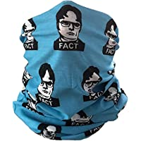 for Outdoor Activities AJFIEF Adult Christmas Print Fashion Face Bandanas Men Women Anti-Dust Face Mouth Scarf Breathable Face M/ásk Washable Polyester Skin-Friendly Face Protection Cover