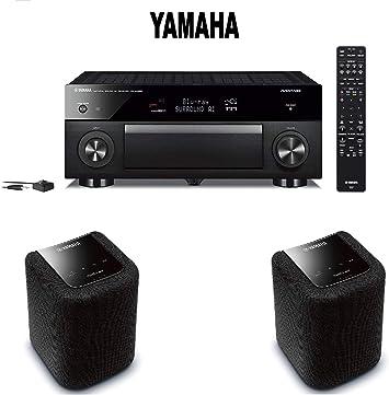 Amazon.com: Yamaha AVENTAGE RX-A1080 Receptor AV Ultra HD 4K de 7