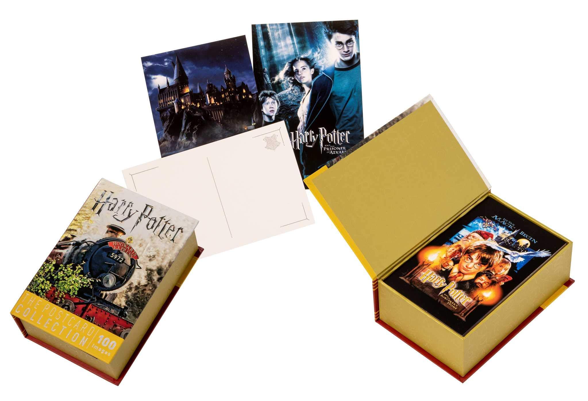 Harry Potter: The Postcard Collection (Postcards): Amazon.es ...