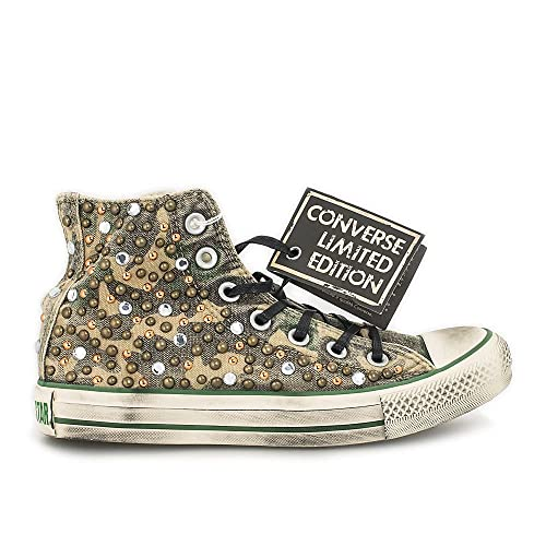 official photos 587bf d4b1c Converse Sneaker CAMO GEMS LTD EDITION Donna in tessuto ...