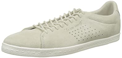buy online 175fc 0ed75 Le Coq Sportif Women s Charline Nubuck Bass Trainers, Grey (Turtle Dove  Gris),
