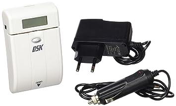 BK 9705 Cargador universal de baterias: Amazon.es: Electrónica