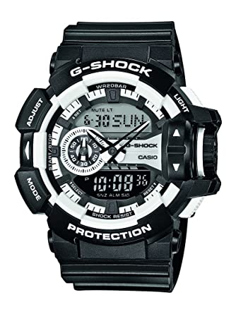 016e55db9 Casio Sport Watch Analog-Digital Display Quartz for Men GA-400-1A ...