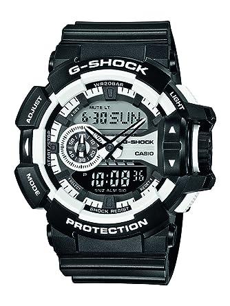 8512bfafc146b Montre Homme Casio G-Shock GA-400-1AER  Amazon.fr  Montres