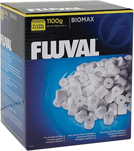 Amazon Com Fluval Bio Max Rings 1100 G Pet Supplies