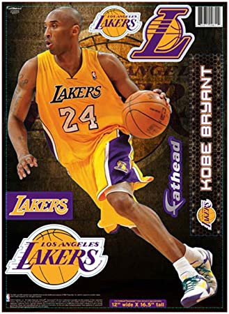 14c69307 Image Unavailable. Image not available for. Color: Kobe Bryant Los Angeles  Lakers ...