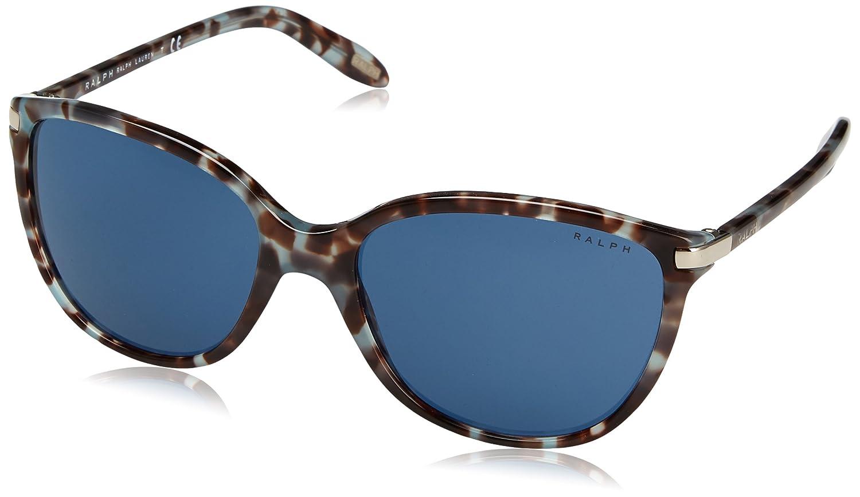 Ralph Lauren RALPH BY Ra5160 Gafas de Sol, Blue Tortoise, 57 ...