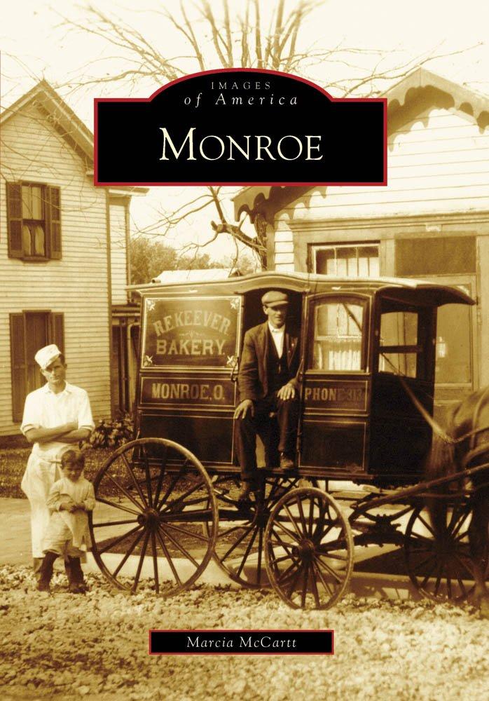 Monroe (OH) (Images of America) pdf epub