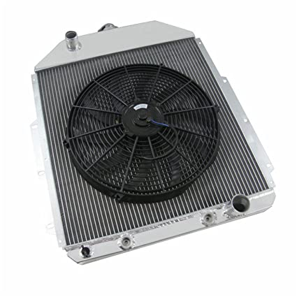 Amazon com: Primecooling 3 Row Full Aluminum Radiator +16