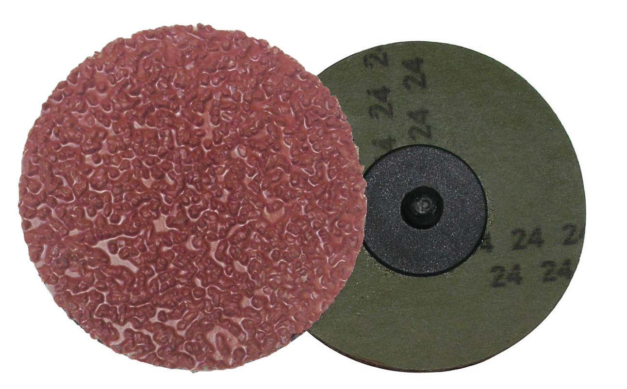 Shark Shark 3230GT-100 2-Inch Resin Fiber Aluminum Oxide Grinding Discs, 100-Pack, Grit-36