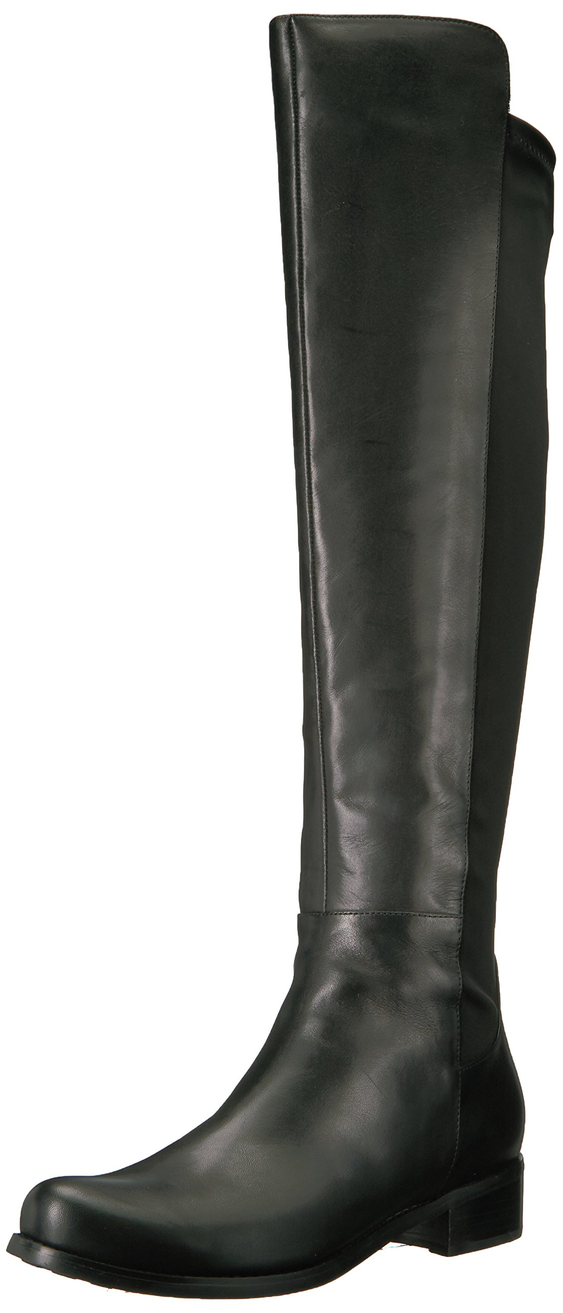 Blondo Women's Velma Waterproof Riding Boot, Black, 8 M US