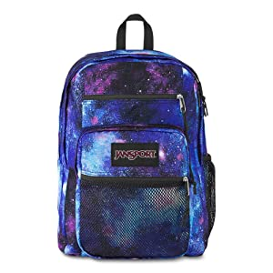 JanSport Big Campus 15 Inch Laptop Backpack - Lightweight Daypack, Deep Space