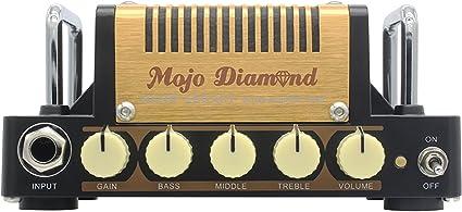 NLA-5 Hotone MOJO DIAMOND Fender Tweed Mini Guitar Amplifier Head