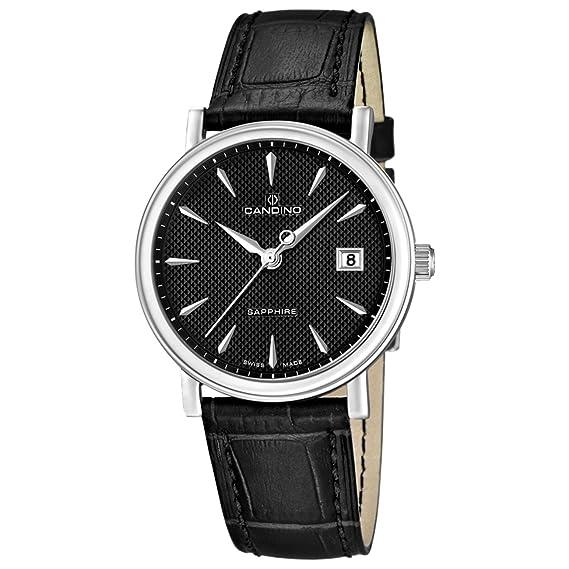 Candino Elegance Reloj elegante para hombres Diseño Clásico: Amazon.es: Relojes